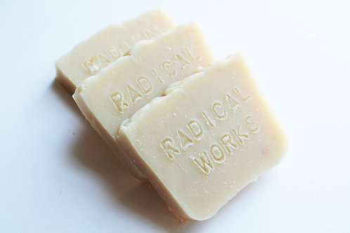 Dandelion Root Soap - Fragrance Free Vegan Soap