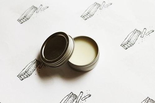 Chalk Scented Natural Lip Balm