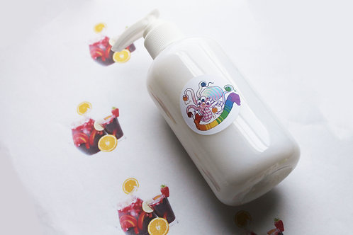 Sangria Scented Vegan Liquid Soap