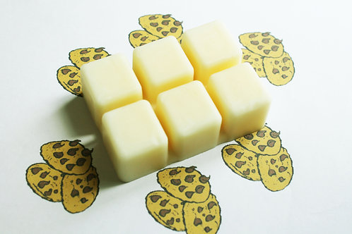 Chocolate Chip Cookie Scented Natural Wax Melts