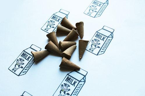 Milk Scented Cone Incense