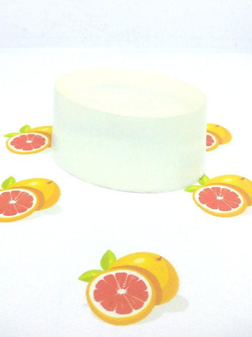 Grapefruit Scented Soap Bar