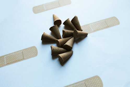Bandage Scented Natural Cone Incense