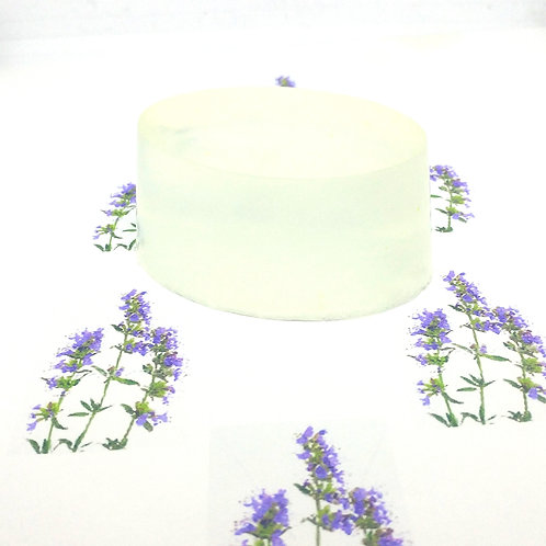 Hyssop Scented Soap Bar