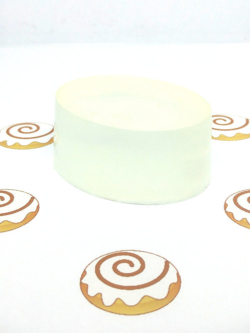 Cinnamon Bun Scented Soap Bar