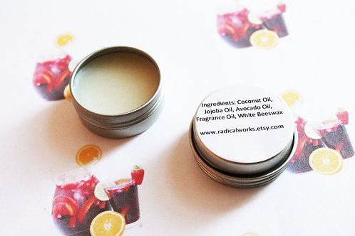 Sangria Scented Natural Solid Perfume