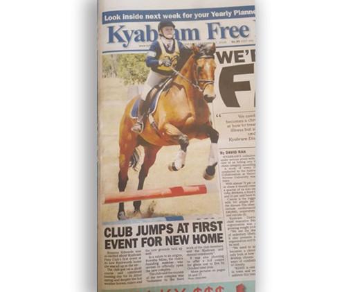 Kyabram Local Paper