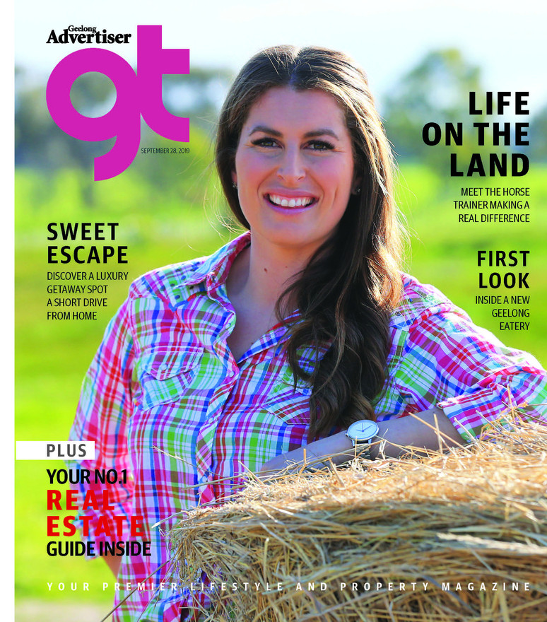 GT Magazine Cover