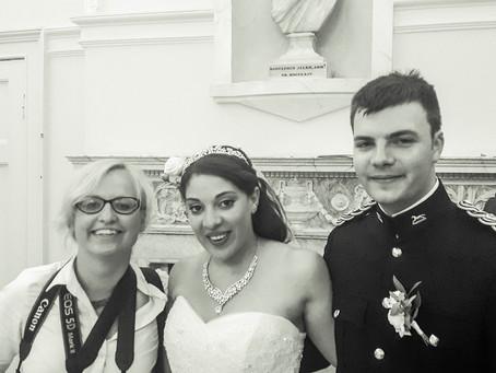 Marrina & Nicholas Wedding