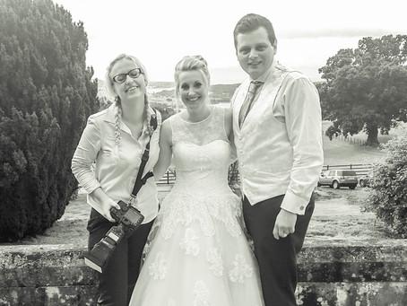 Lisa & Nathan Wedding