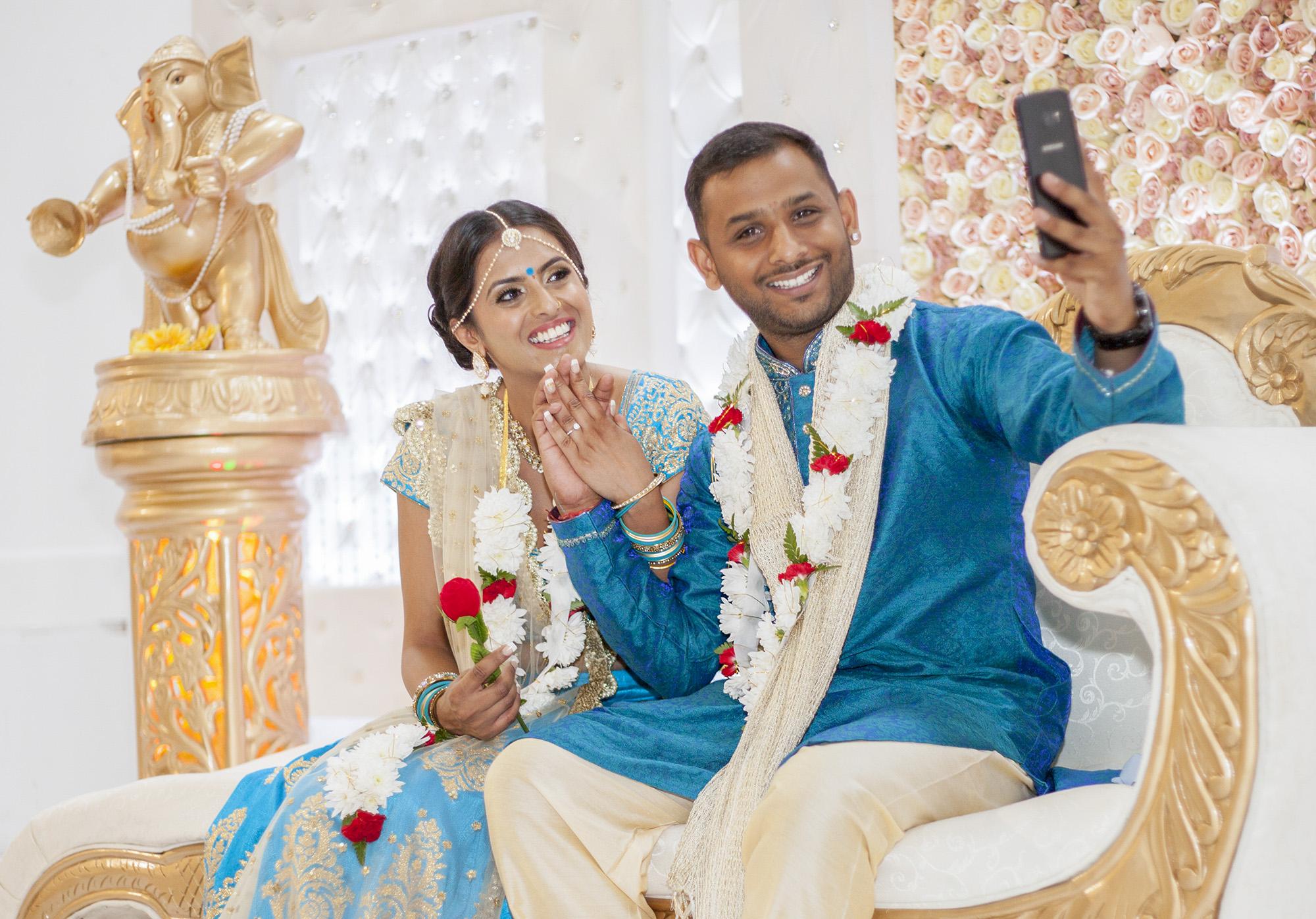 Poonam & Santosh
