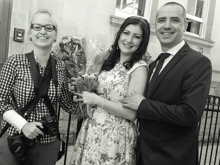 Corina & Mihai wedding