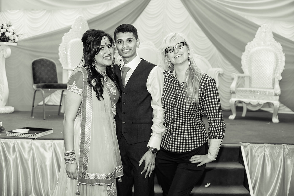 It was amazing day with Seema and Bhavesh, congratulations!