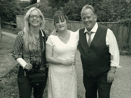 Gail & Edward Wedding