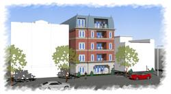 1024 Washington Blvd - 9 Unit Res Building