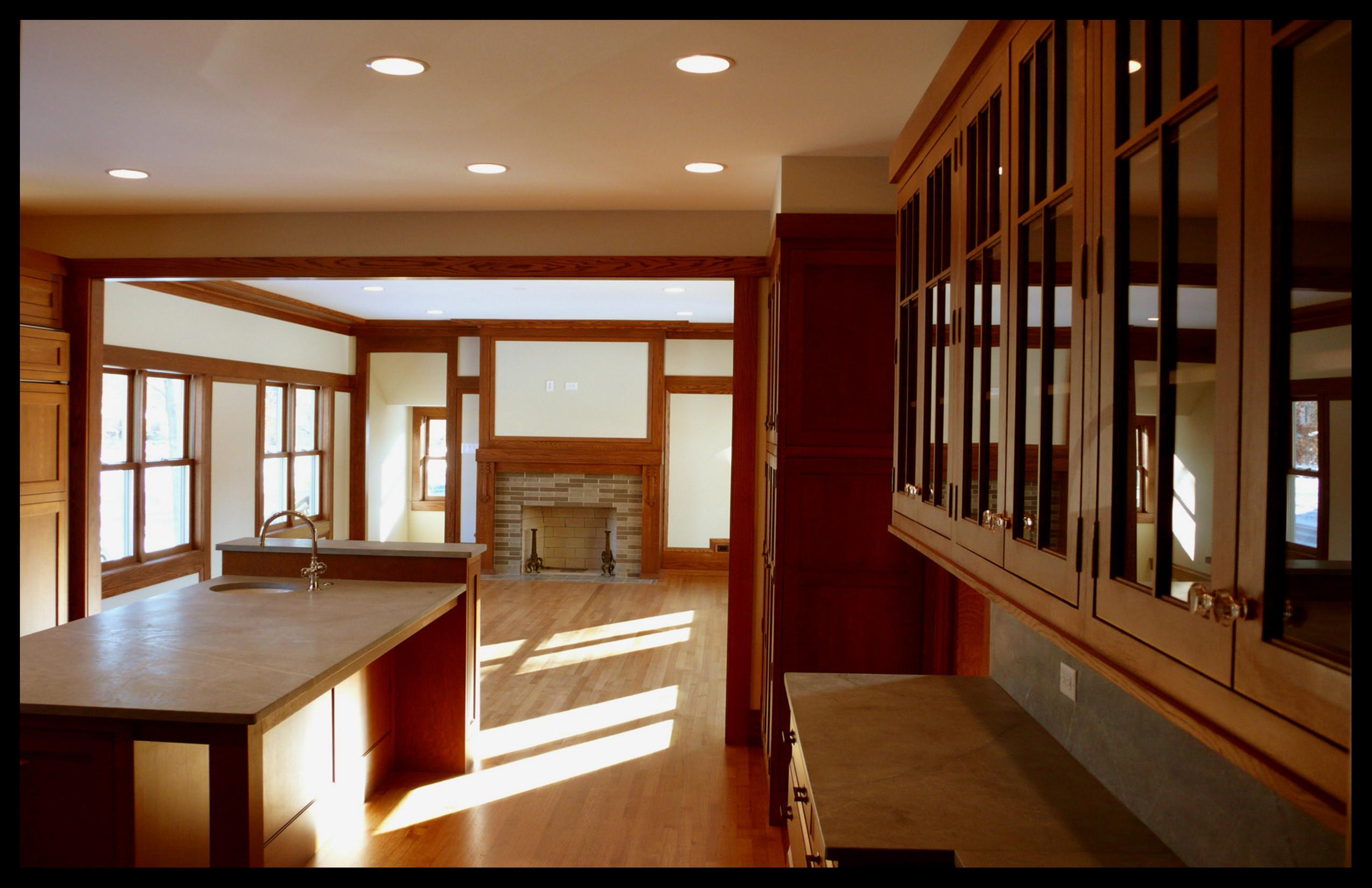 Smith Residence - Oak Park