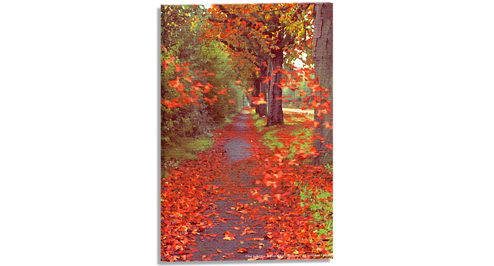 The Whistle & Rustle of Autumn