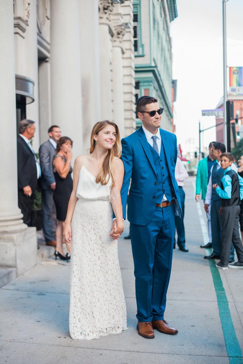 Michelle & Derek