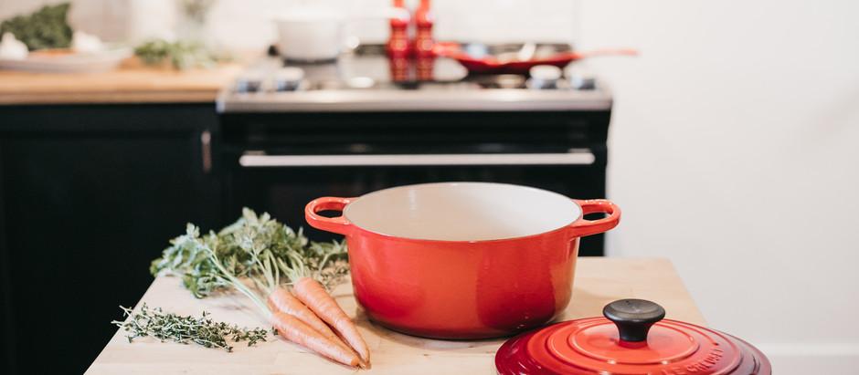 Dalla tabella nutrizionale al piatto: come mantenere il CIBO VIVO.