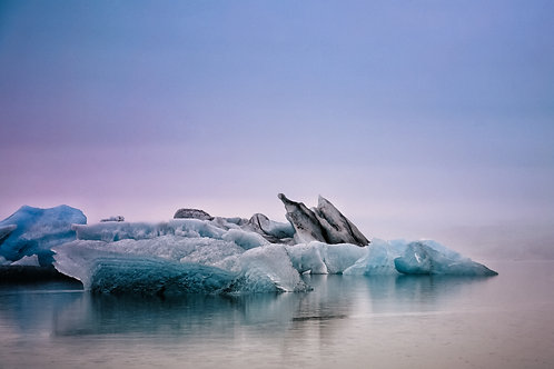 The Danse of the Icebergs