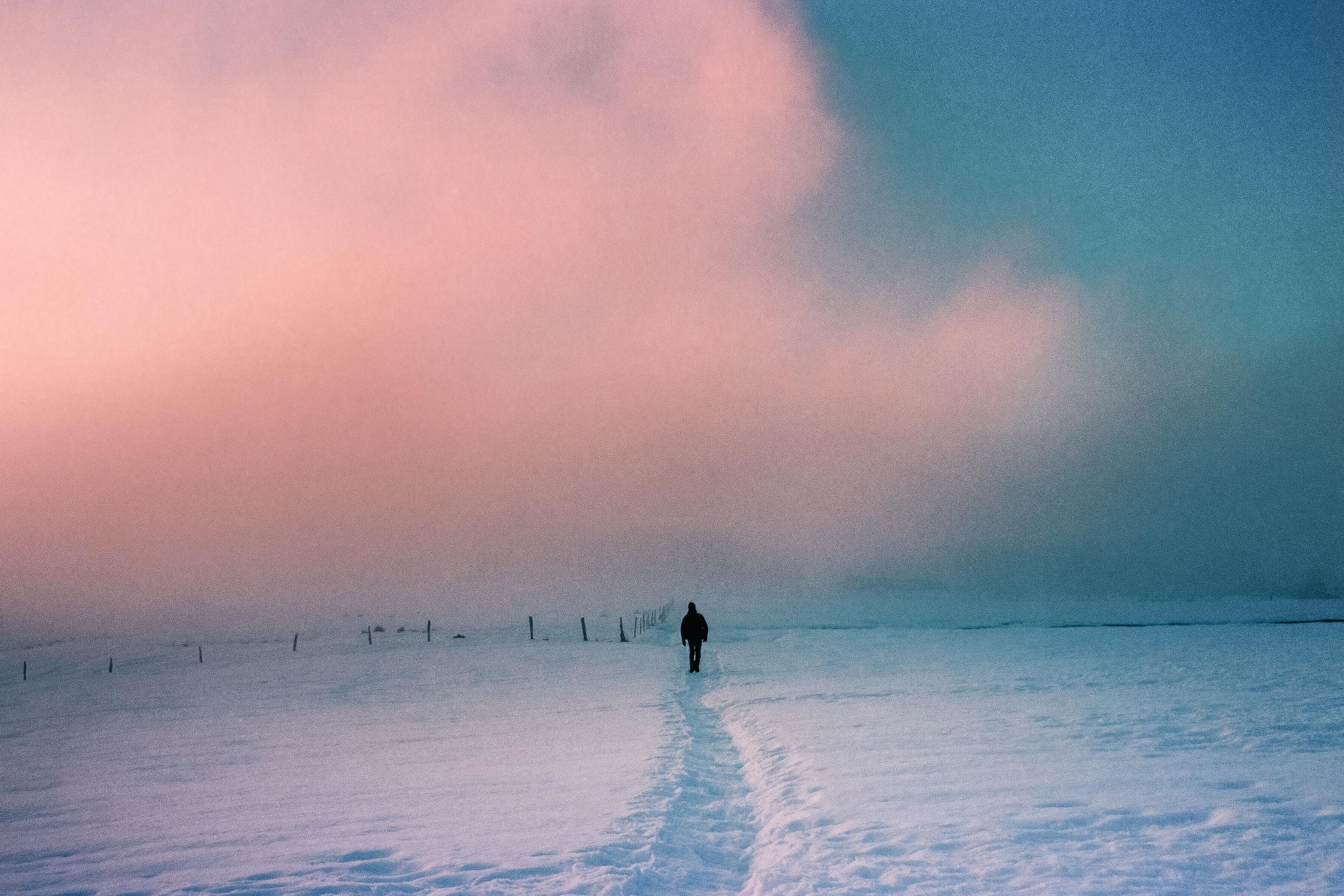 Snow Mirage