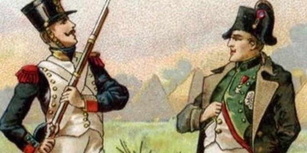 Dans les pas de l'Empereur : deux généraux de chez nous, Mouton-Duvernet et Chambarlhac