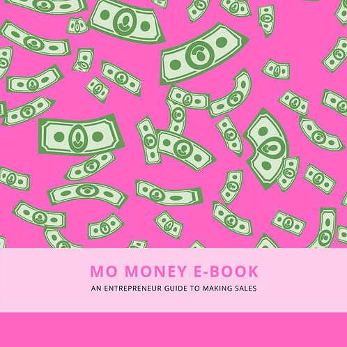 """""""Mo Money"""" E-Book"""