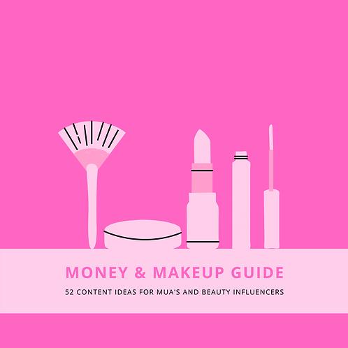 Money & Makeup E-Guide