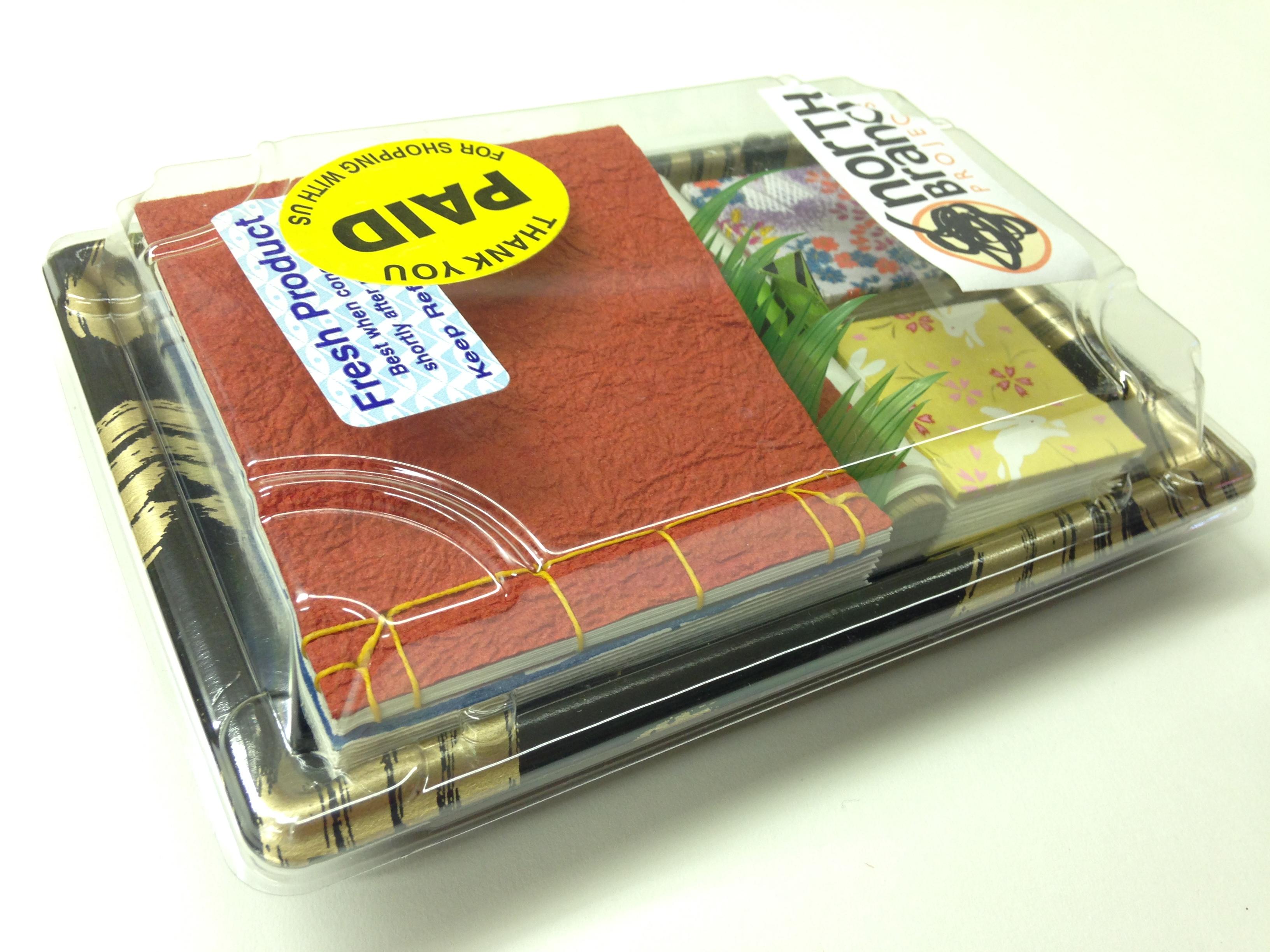 Sushi Book Set $50