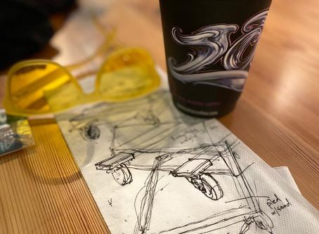 Coffee Run - Dark Matter Caravanserai