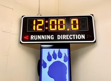 Running Direction <