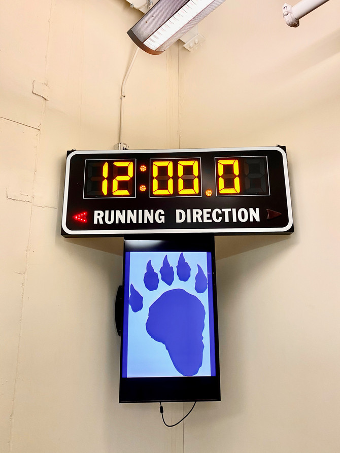 Running Direction <