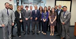 AdoFinTech se reúne con BID durante su misión en el país.