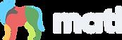 Mati Logo White.png