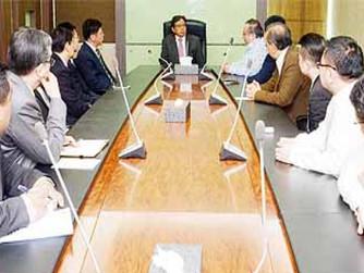 黄国忠:博联与中建战略合作 必为州经济 作出贡献
