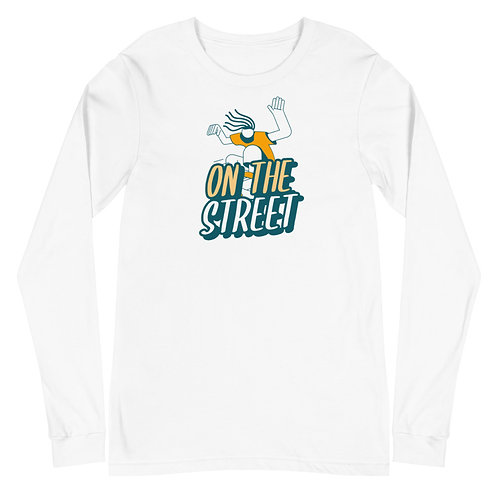 """On The Street"" Unisex Long Sleeve Tee"