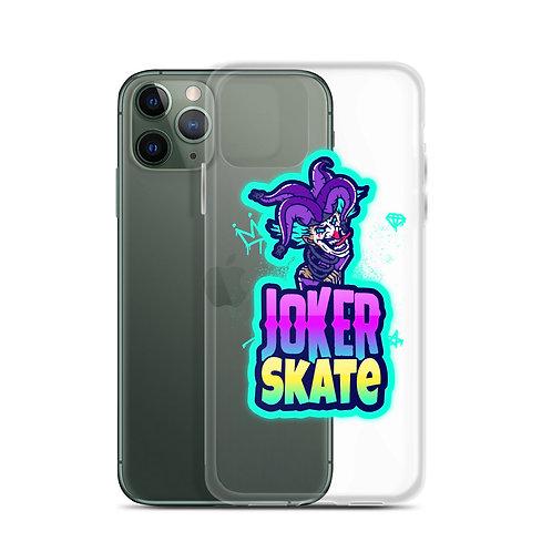 """""""Joker Skate 1"""" iPhone Case"""