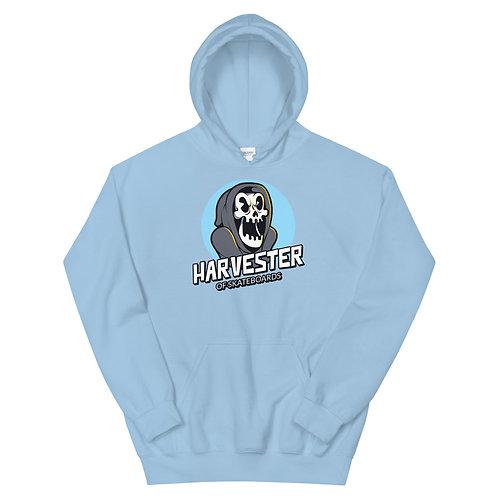 """""""Harvester Of Skateboards"""" Unisex Hoodie"""