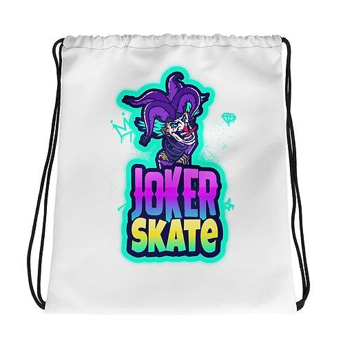 """""""Joker Skate 1"""" Drawstring bag"""