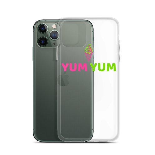 """""""Yum Yum Ice Cream"""" iPhone Case"""