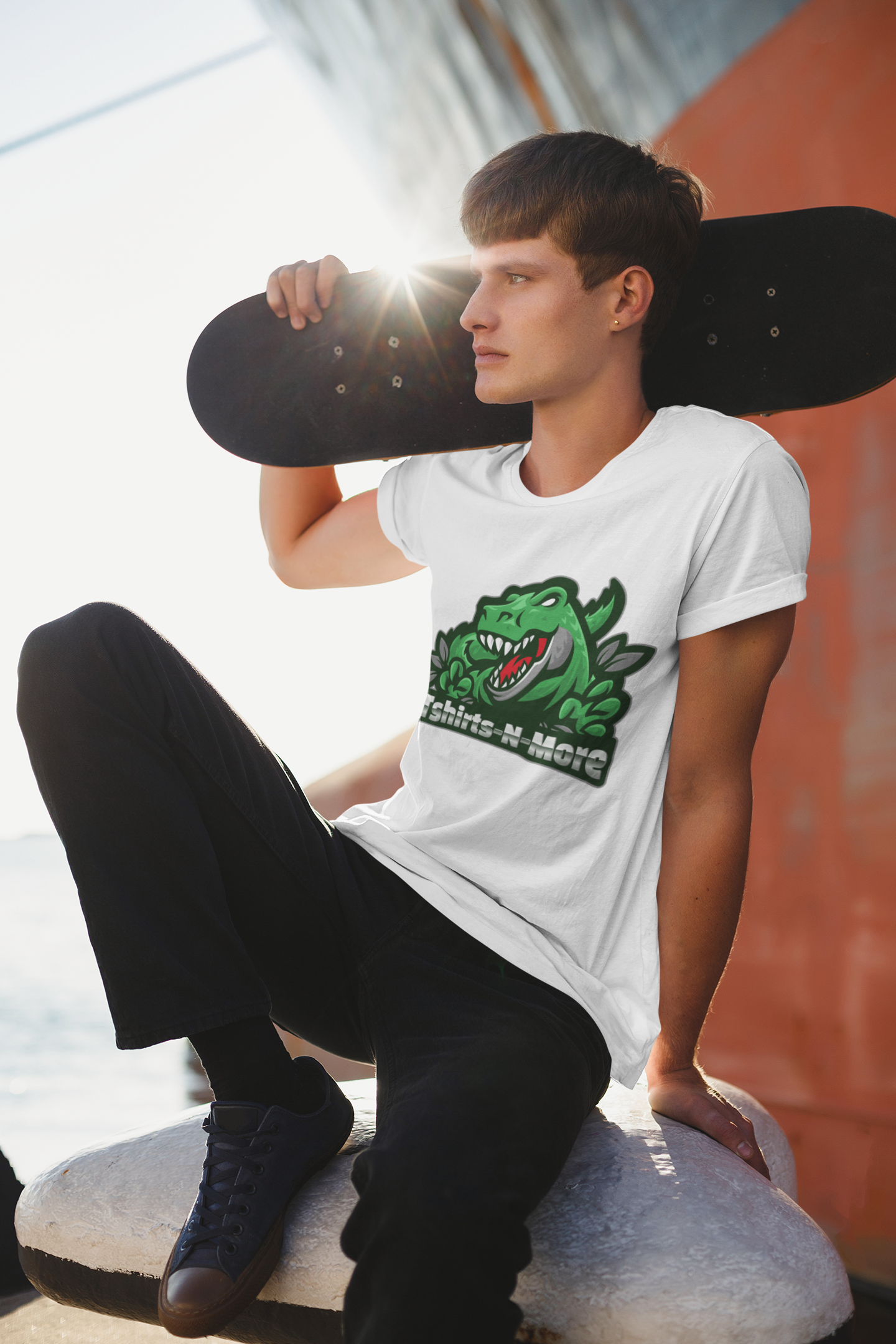 t-shirt-mockup-of-a-cool-man-posing-with