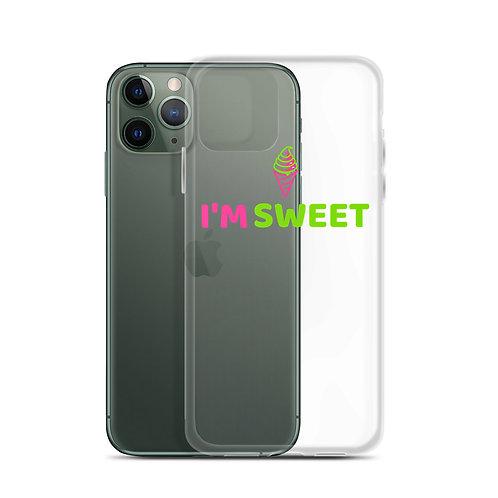 """I'm Sweet Ice Cream"" iPhone Case"
