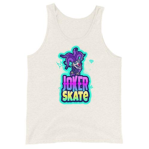 """""""Joker Skate 1"""" Unisex Tank Top"""