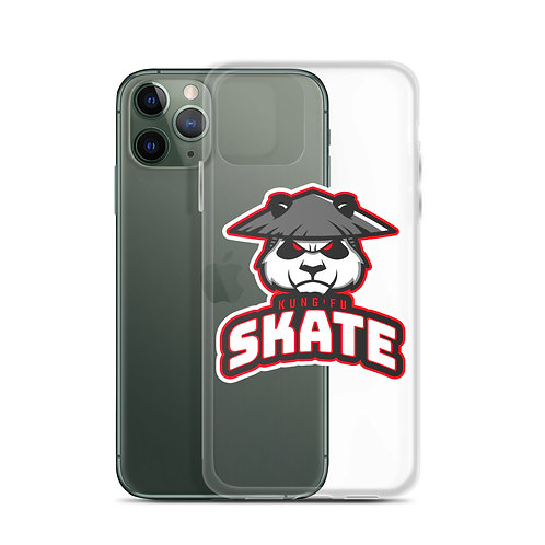 """Kung Fu Skate"" iPhone Case"