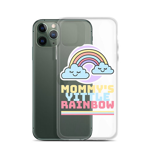 """Mommy's Yittle Rainbow"" iPhone Case"