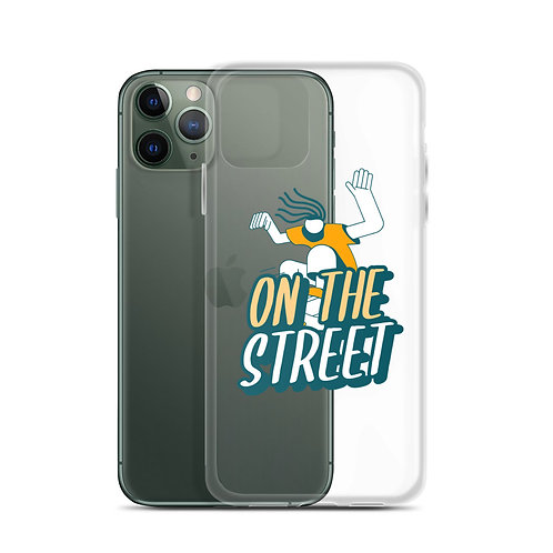 """On the Street"" iPhone Case"