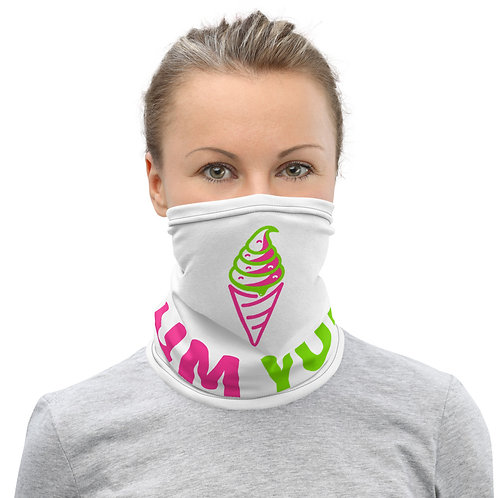 """Yum Yum Ice Cream"" Neck Gaiter"