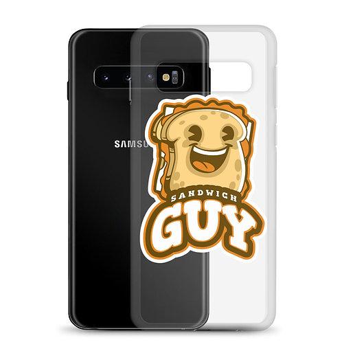 """""""Sandwich Guy"""" Samsung Case"""