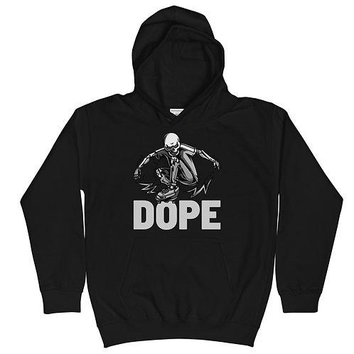 """""""Dope Skate"""" Kids Hoodie"""