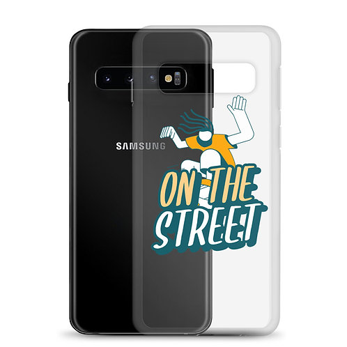 """On the Street"" Samsung Case"